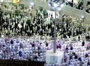 Mecque pendant Ramadan, prières Tarawih