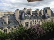 Warwick Champs-Elysées ouvre terrasse d'été