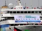"""Départ navires """"Flottille Liberté"""", Grèce vers Gaza pour briser blocus d'Israël"""