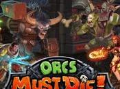 Orcs Must Unchained Nouveau mode mise jour