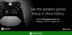 conférence Microsoft Gamescom, parole