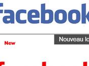 SAVIEZ-VOUS Facebook vient changer logo mais, difficile voir