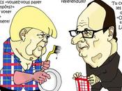 Friture entre Hollande Merkel question grecque