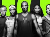 Find your fast: dernière campagne Nike avec multitude stars