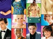 Hairspray d'Adam Shankman avec Nikki Blonsky, Efron, John Travolta, Michelle Pfeiffer, Christopher Walken, Queen Latifah