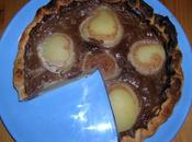 Tarte Poire-Chocolat