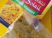 Couscous soleil petits légumes Tipiak