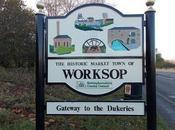 Visite ville Worksop.