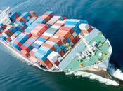 d'accroissement puissance dans transport maritime