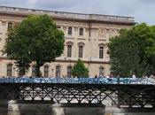 Pont Arts mode Street-Art