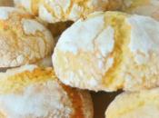 Biscuits Craquelés Citron Lemon Crinkles
