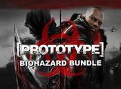 Prototype Biohazard Bundle lance Xbox