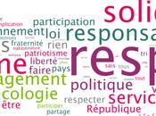 Rediffusion mots Français l'engagement