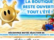 Stickboutik.com reste OUVERT tout l'été