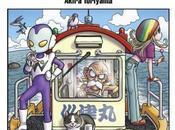 Jaco galactic patrolman Akira Toriyama