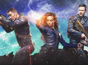 Killjoys (2015): missions interplanétaires