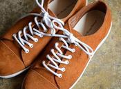 Roberu 2015 suede leather sneakers