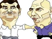 Montebourg invite Varoufakis fête rose