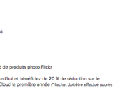 Flickr retour version