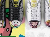 Mettez l'Art pieds avec prochaines Adidas Superstar