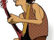 guitar Héro jour Santana