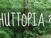Dans bois avec Huttopia