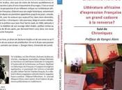 Littérature africaine d'expression française grand cadavre renverse