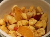 Salade fruits simple rapide