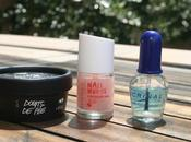 routine pour prendre soin ongles.