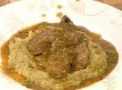 Recette boeuf (veau) sofrito comme Corfou (Grèce)