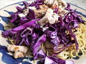 Salade chou thaï comme Milwaukee