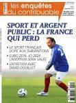 Quand l'État paye cotisations retraite sportifs français…