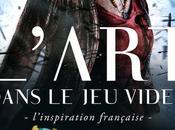Exposition L'Art dans Vidéo, l'inspiration française Musée Ludique