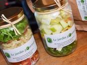 Yummy salades Jardin Gourmand Toulouse