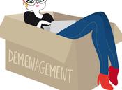 Lifestyle préparer déménagement