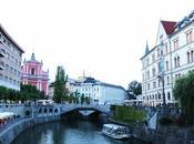 Notre road trip Europe. Étape Ljubljana Slovénie