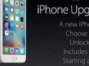 iPhone Upgrade Program Apple concurrence opérateurs avec système location/achat d'iPhone