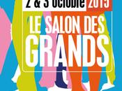 Salon grands 2015: quand, quoi