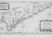 Coste Guinée depuis Apollonia jusqu'à rivière Volta d'Or 1740 1749 Ghana