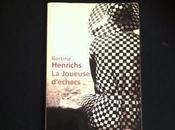 joueuse d'échecs d'Henrichs