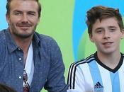 fils Beckham veut plus jouer foot, raison attriste David