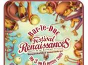 Festival Renaissances Bar-le-Duc Théâtre musique ancienne