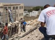 Moyen-Orient Première Urgence renforce activités régionales depuis bureau d'Amman.
