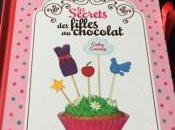 secrets filles chocolat Cathy Cassidy