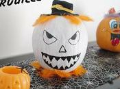 Pour Halloween décore citrouilles