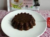 gâteau konjac chicorée psyllium (allégé, sans oeuf beurre sucre gluten, riche fibres)