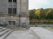 poilus sont Vaux-Le-Vicomte pendant encore semaine