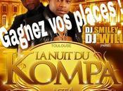 Gagnez places pour Nuit Kompa