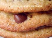 Cookies chocolat noix coco l'avoine!