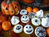 Cupcakes Halloween idées déco